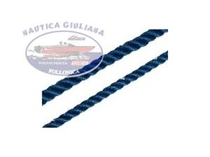 CIMA DA ORMEGGIO 3 LIGNOLI ALTA TENACITA' DA MM 16 BLU NAVY
