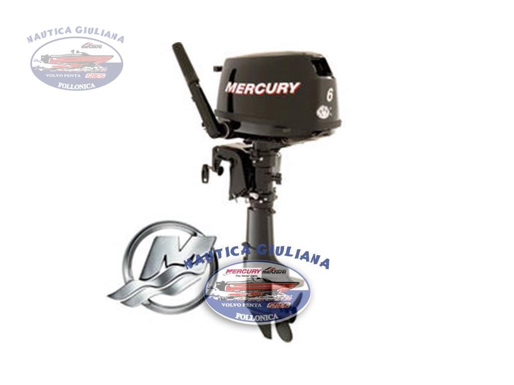 MERCURY 6 HP 4 TEMPI