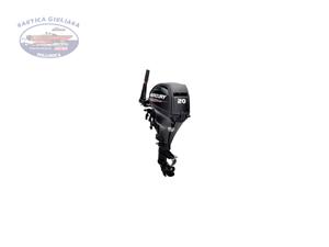 MOTORE MERCURY F20 MH-MHL 4 TEMPI 5 ANNI DI GARANZIA