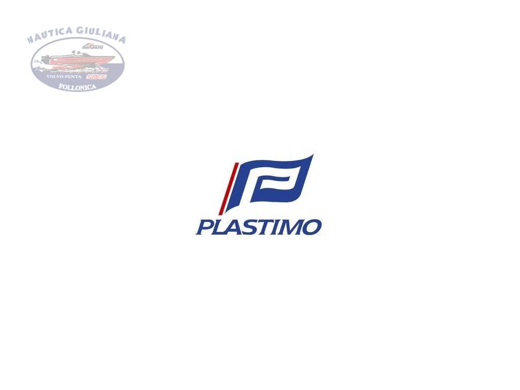 TENDER PLASTIMO RAID II P200SH  BLU/GRIGIO
