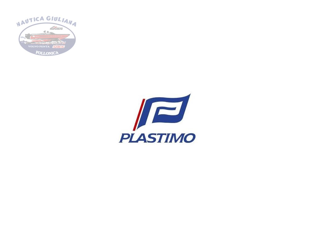 TENDER PLASTIMO RAID II 270 SH BLU/GRIGIO